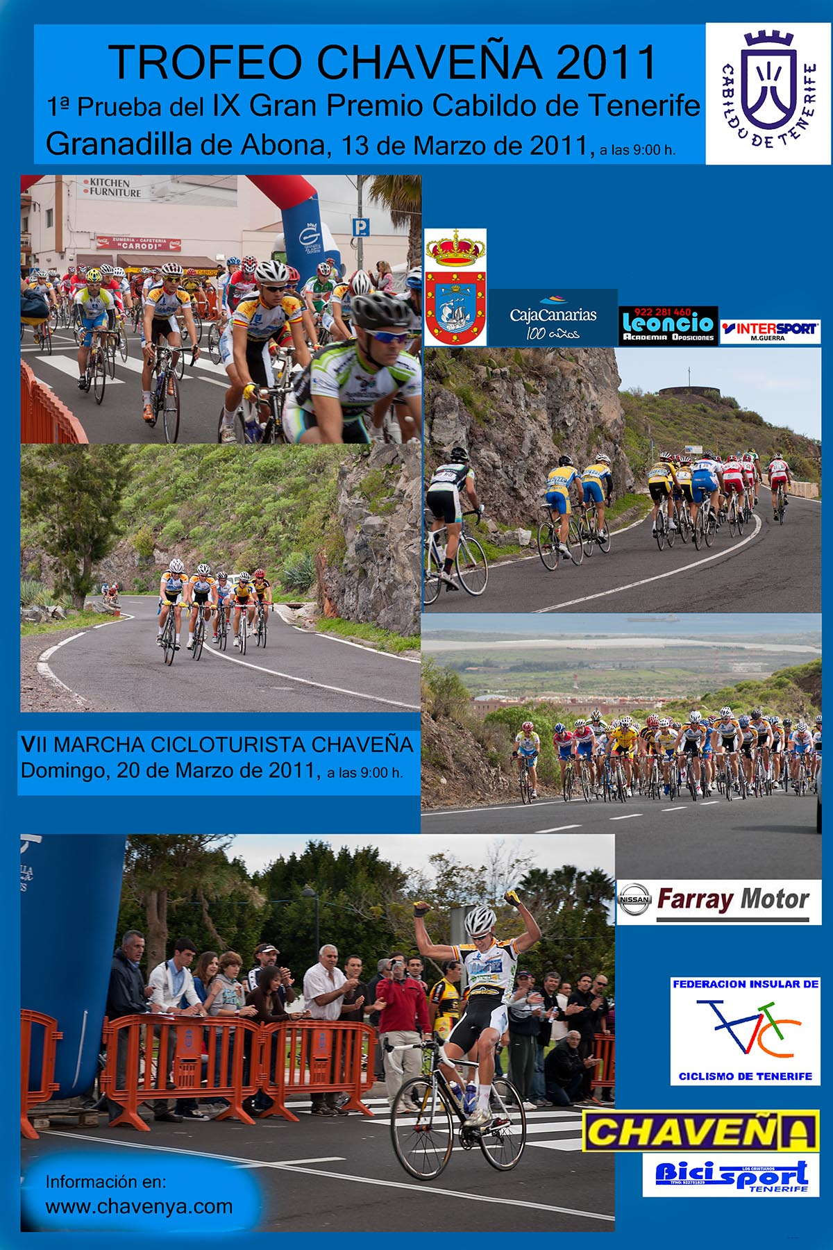 Carteles Club Ciclista Chave A # Muebles Nuri Tenerife